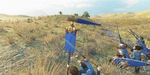 骑马与砍杀2战地横幅旗帜MOD下载 免费版