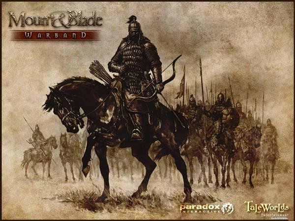 骑马与砍杀2燃烧军团降世MOD 绿化版