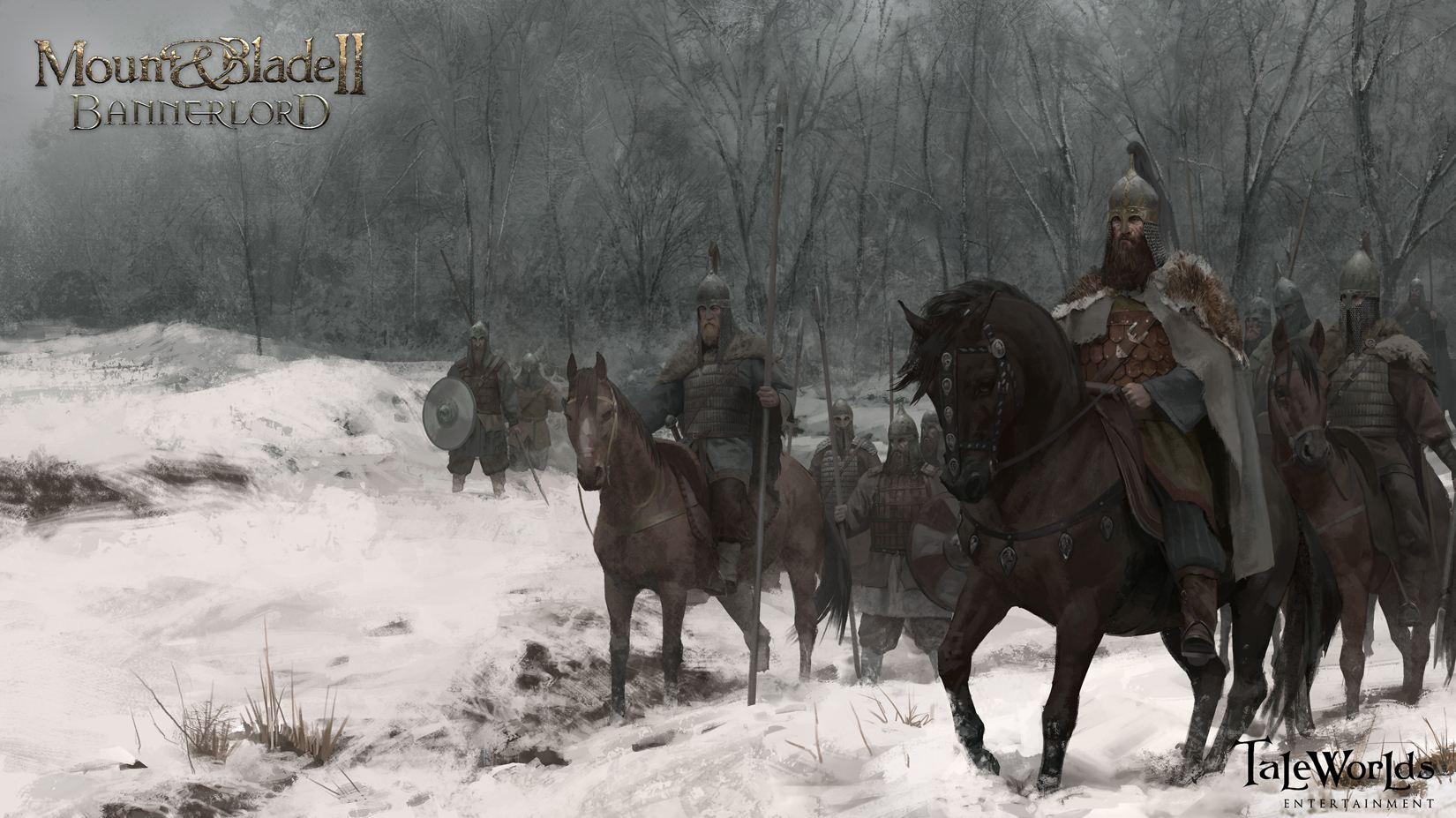 骑马与砍杀2雅典娜同伴MOD 免费版 1.0