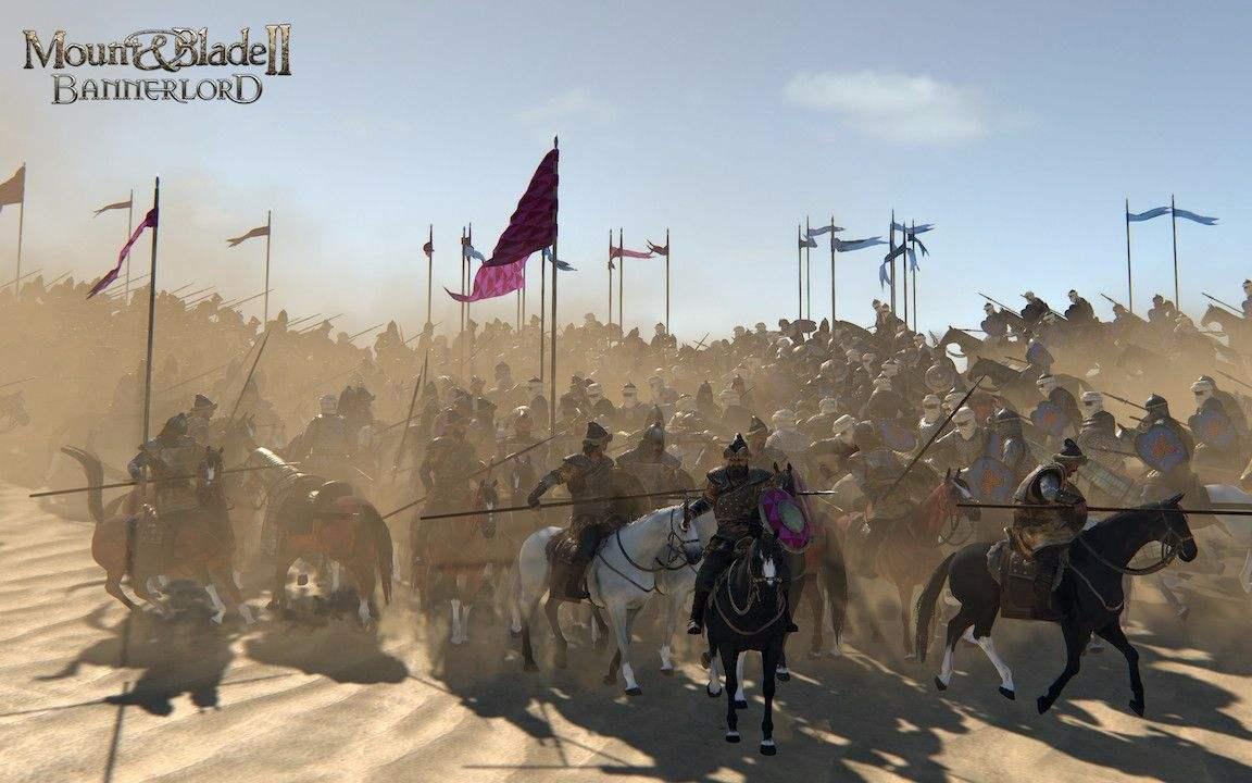 骑马与砍杀2开局送四大美女MOD 免费版 1.0