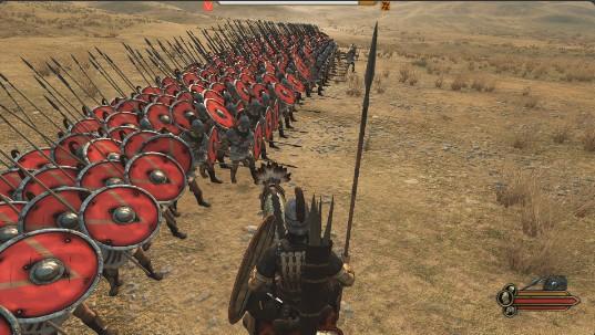 骑马与砍杀2希腊王国MOD 最新中文版 1.0