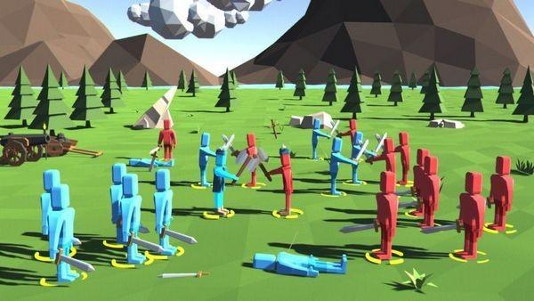迷你战争模拟器游戏下载手机版