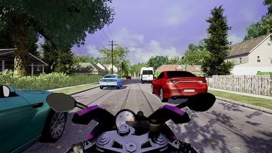 交通狂热摩托游戏下载 1.02 正式版