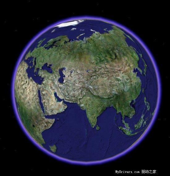 谷歌地球Google Earth
