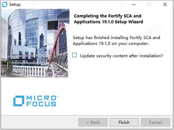 Fortify SCA下载 20.1.1 免费版