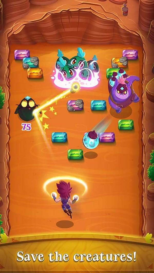 魔法破砖手游下载绿色版 2.0.0 免费版