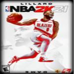 NBA2K21破解版百度云下载 免安装中文版 1.0