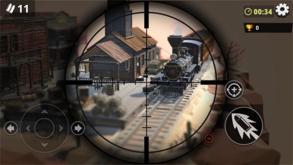 狙击精英神射手下载 v 0.11 安卓版 1.0