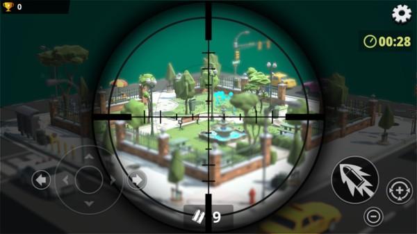 狙击精英神射手下载 v 0.11 安卓版
