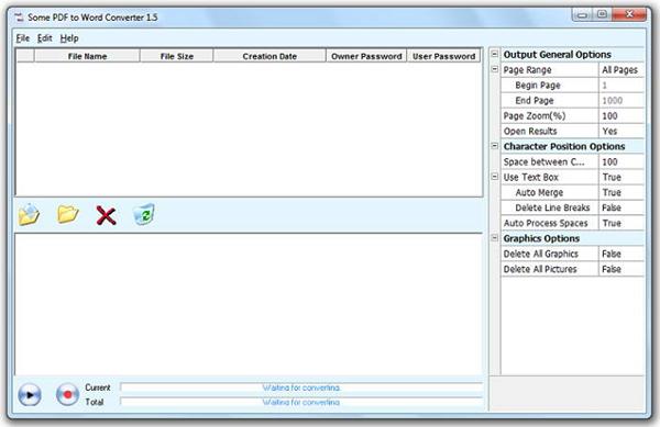 Some PDF to Html Converter(PDF转HTML转换器)