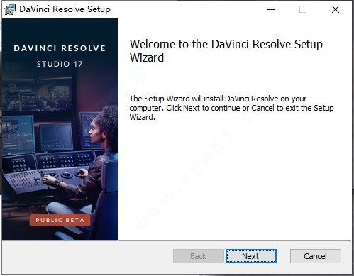 DaVinci Resolve 17中文破解版 17.0 百度云资源分享免费版