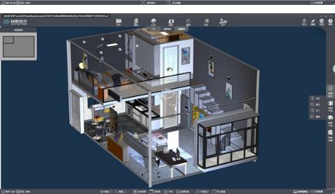 创想3D家居设计pc版 1.0 官方版