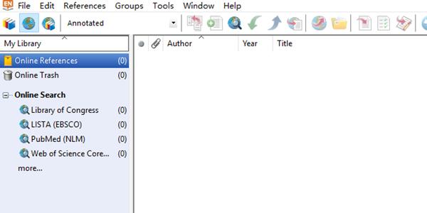 endnotex6下载 破解版 1.0