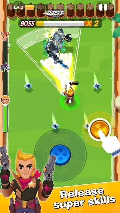 狂野牛仔射手游戏下载安卓版