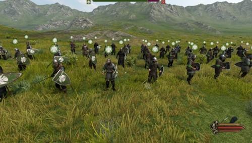 骑马与砍杀2平民升级贵族MOD 中文破解版 1.0