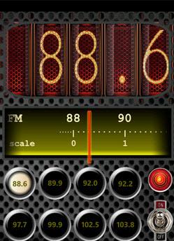 調頻收音機(Tube Raido FM)